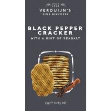 Crackers con pimienta y sal 75 g
