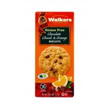 Cookies de naranja con trozos de chocolate -  Sin gluten 150 g