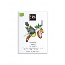 """Origen Perú"" Chocolate negro 65% cacao BIO 50 g"