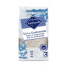Sal Marina fina de Guérande 1 kg