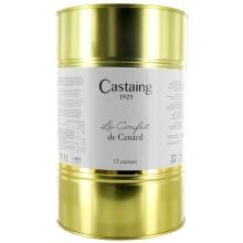 Le Confit de Canard. Muslos de pato 3,825 kg