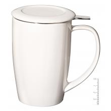 Taza de Té con filtro 45 cl.