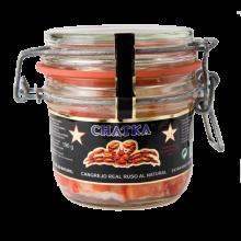 Cangrejo real ruso 100% patas 310 g