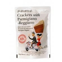 Crackers con queso Parmesano Reggiano 45 g
