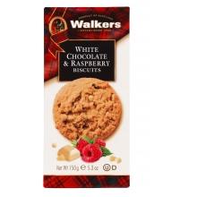 Cookies con trozos de chocolate blanco y frambuesa 150 g