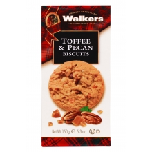Cookies de caramelo y nueces pecanas 150 g