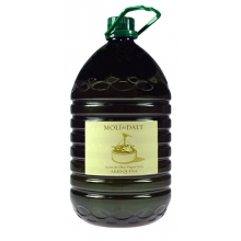 Molí de dalt |  Aceite de Oliva Extra Virgen Arbequina  5 l