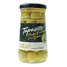 Aceitunas Manzanilla con hueso 250 g