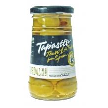 Aceitunas Gordal rellenas de pimiento 250 g