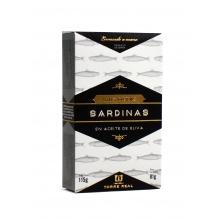 Sardinas en aceite de oliva 115 g