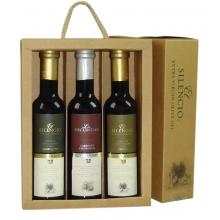 Pack de Aceite y Vinagre |  3 botellas de 25 cl