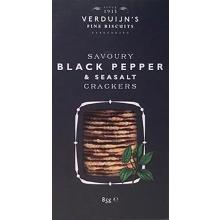 Crackers con pimienta y sal 85 g