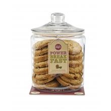 American cookies con  arándanos, dátiles, semillas de calabaza, pasas y avellanas. Ideal para el desayuno 60 g