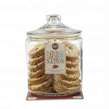 American cookies de vainilla de Madagascar con Lacasitos 60 g