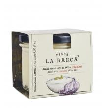 Alioli con aceite de oliva ahumado 120 ml