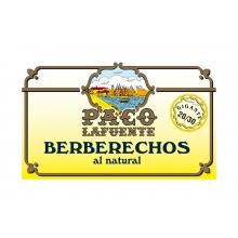 Berberechos al natural 20/30 pza. 115 g