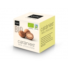 Catànies Milk Chocolate BIO 80 g