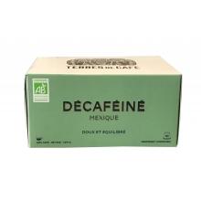 Décaféiné - México. Café mezcla de orígenes. BIO