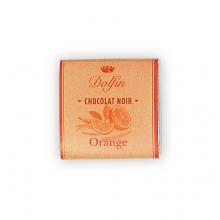 Napolitanas de chocolate negro y naranja 1800 g