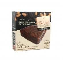 Torta de almendra y chocolate negro de Valrhona 225 g