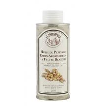 Aceite de semillas de uva infusionado con trufa blanca 250 ml
