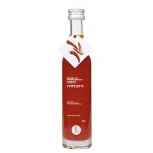 Vinagre de pulpa de pimiento de espelette 10 cl