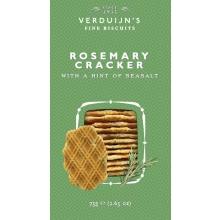 Crackers con romero y sal 75 g