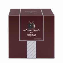 Rabitos Royale Chocolate Negro 1 kg
