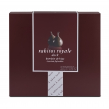 Rabitos Royale Chocolate Negro 425 g