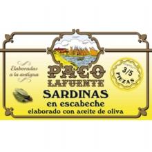 Sardinas en escabeche  115 g