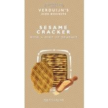 Crackers con sésamo y sal 75 g