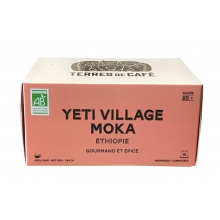 Yeti Village Moka - Etiopia.  Café Especialidad. BIO